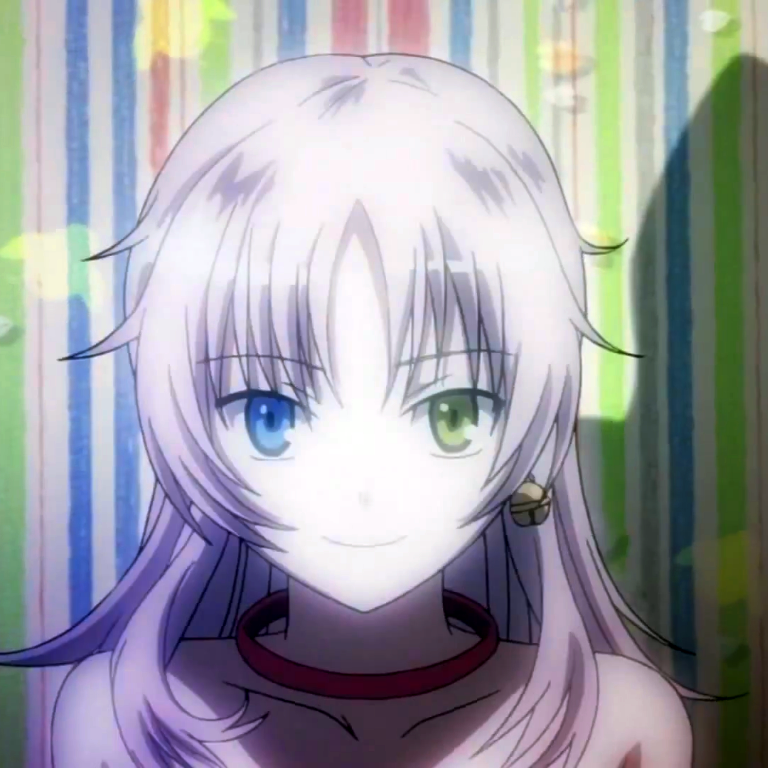K Anime Characters Neko : The book is out there white cat curse workers