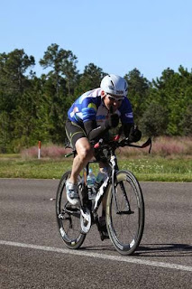 Jon Soden - Ironman Florida Bike