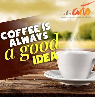 negocio de café