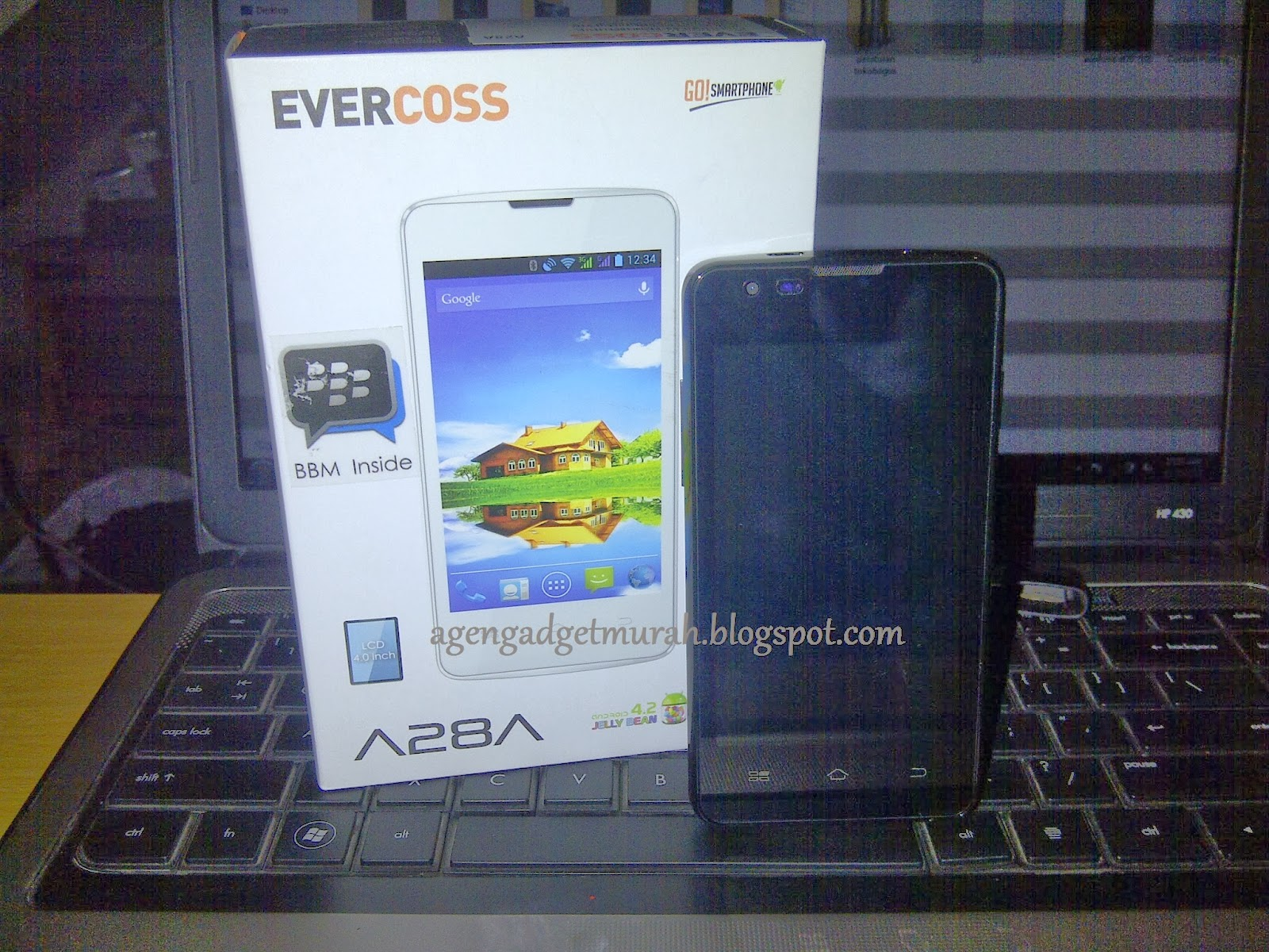Android Evercoss A28A