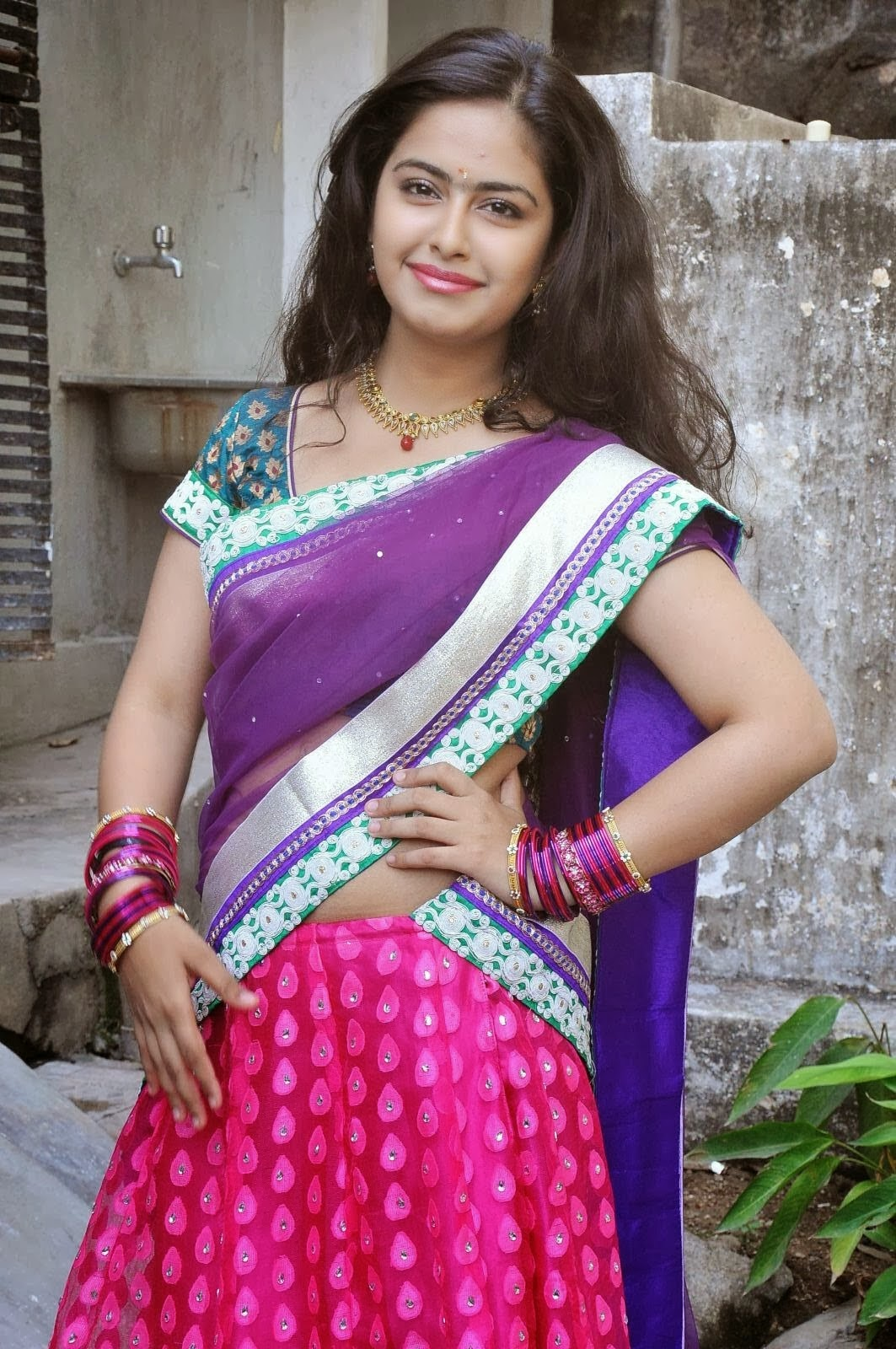 Avika Gor Hot Unseen Latest HD Wallpapers Collection