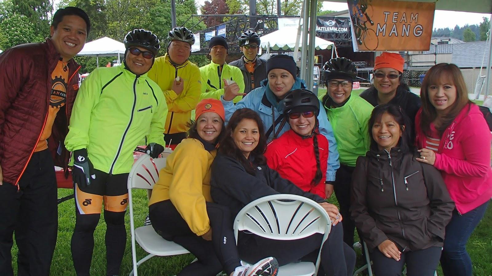 Team Mang at the TdC