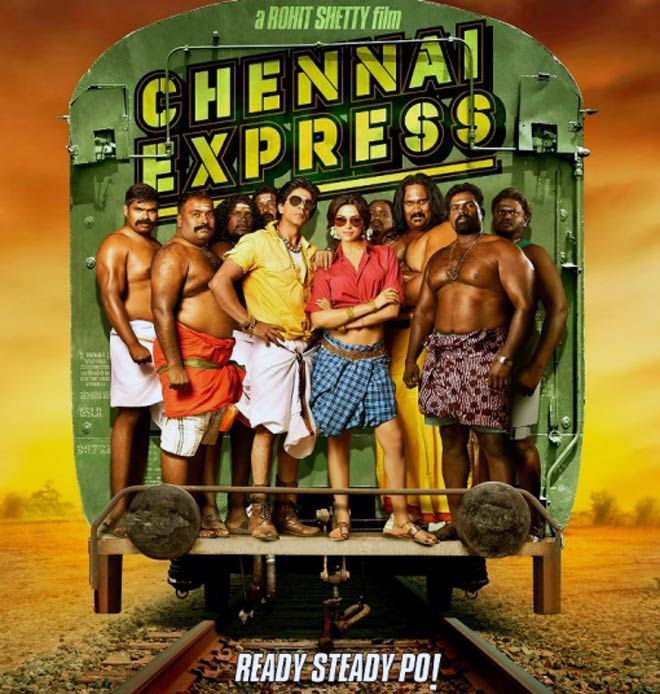 Watch Chennai Express 2013 Hindi Movie Trailer, movie reciew Online from YouTube new release bollywood movies channel