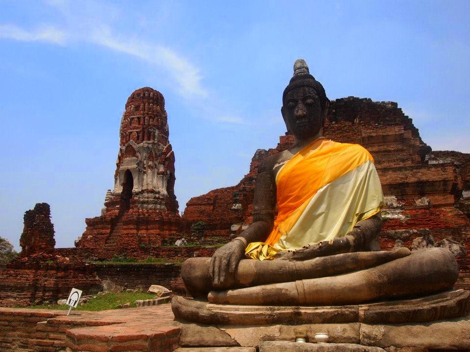 sightseeing in Thailand