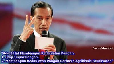 2 Hal Membangun Kedaulatan Pangan indonesia