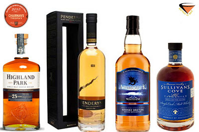 mejores whiskys 2013