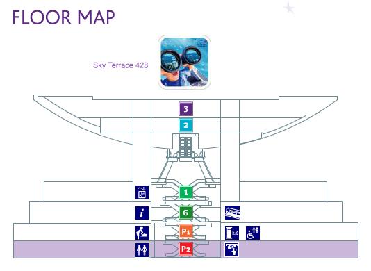 Trip hong kong 22 inside the peak tower hong kong for Floor 5 map swordburst 2
