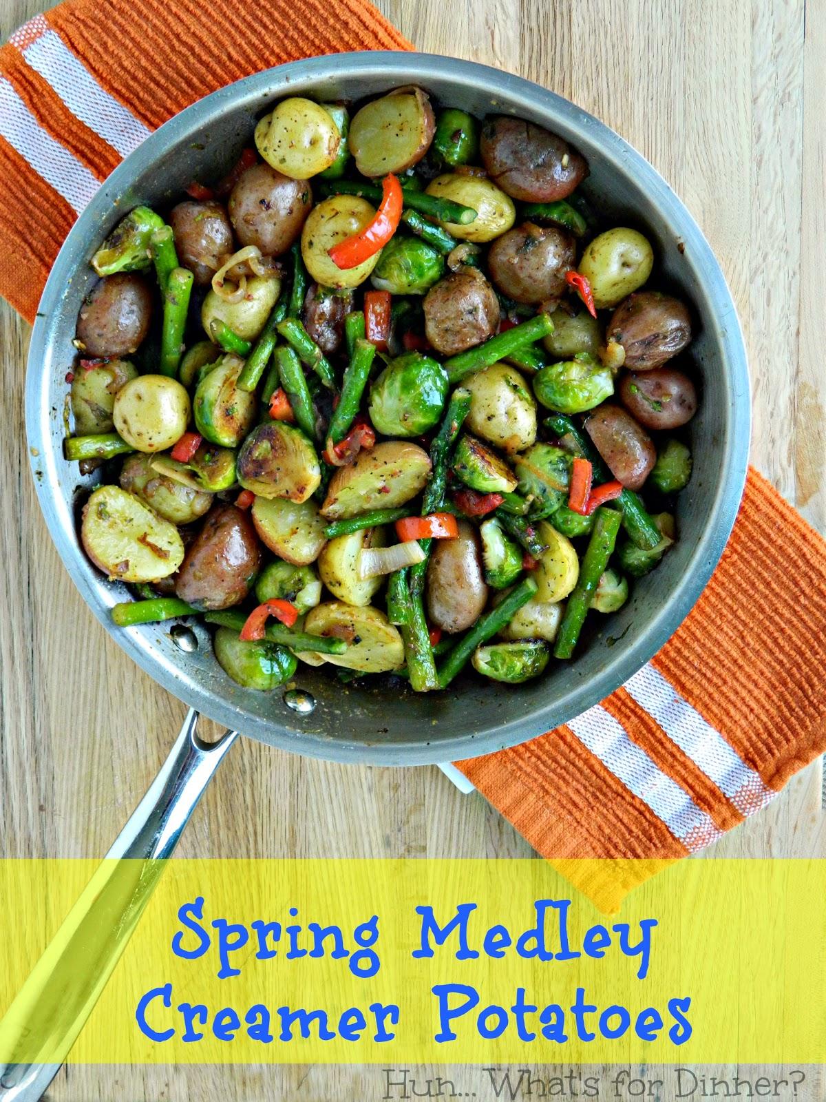 Spring Medley Creamer Potatoes- The Little Potato Company