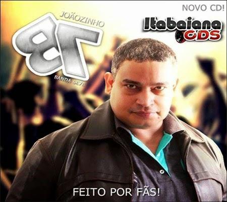 Joãozinho e Banda Sete - CD 2015