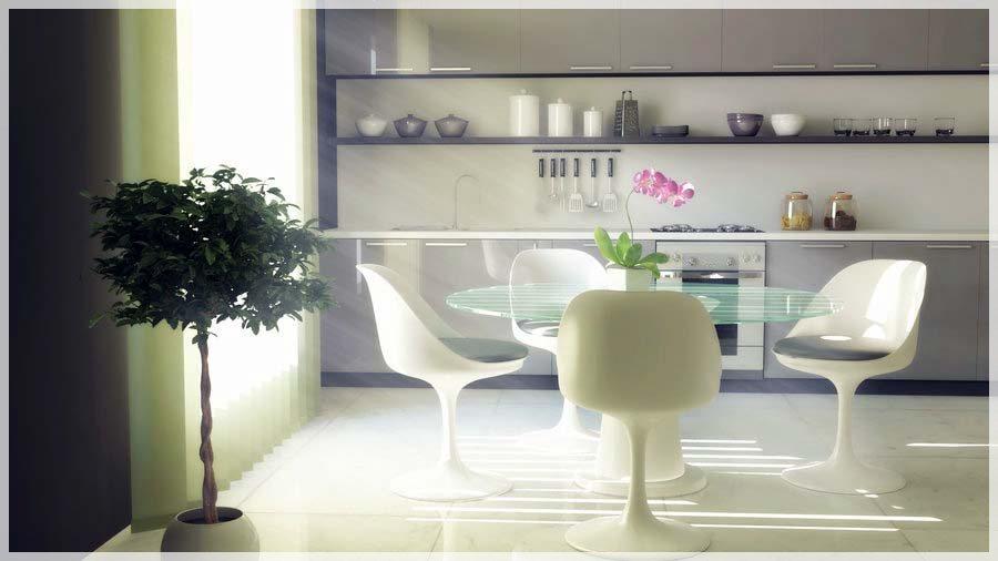 Åpent kjøkken hyller inspirasjon   interiør inspirasjon