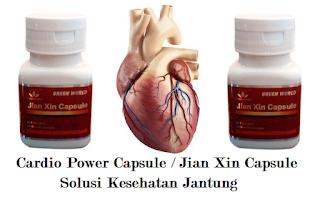 Jian Xin Kapsul
