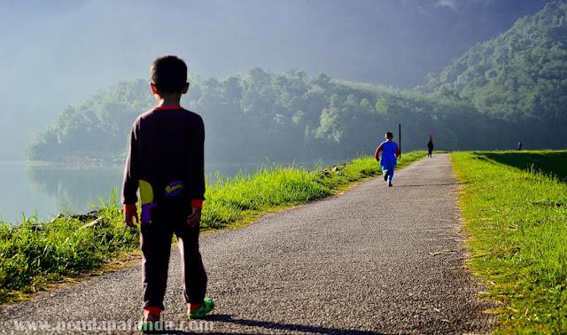 tempat menarik di Permatang Pauh, Mengkuang Dam
