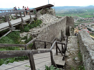 Photo Deva Citadel- Roumania, Transilvania