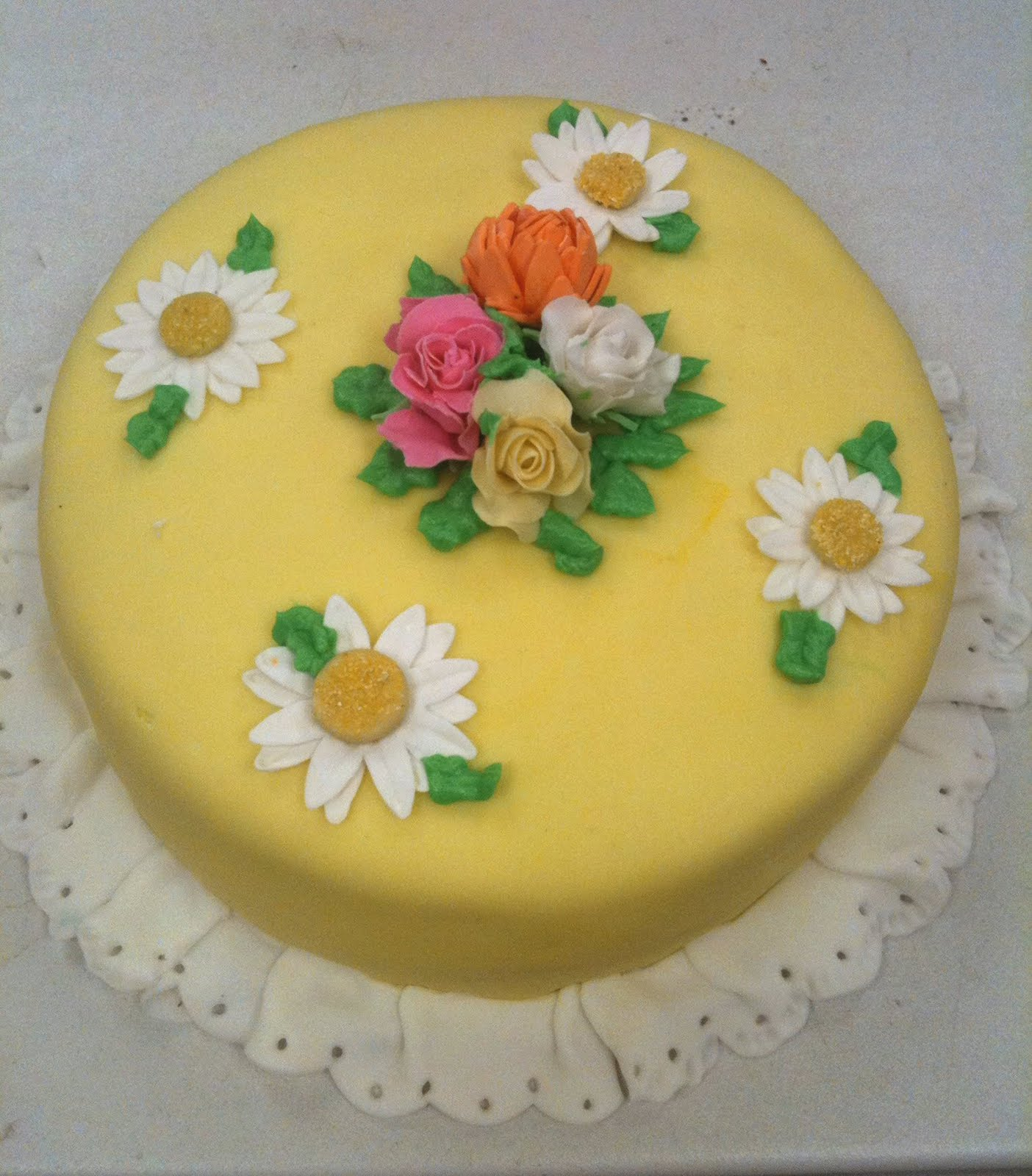 Fondant Cake Decorating Classes Michaels : Cake Decorating by Sonia: May 2011 - Gum Paste & Fondant ...