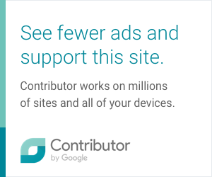 See fewer ads and support this site.