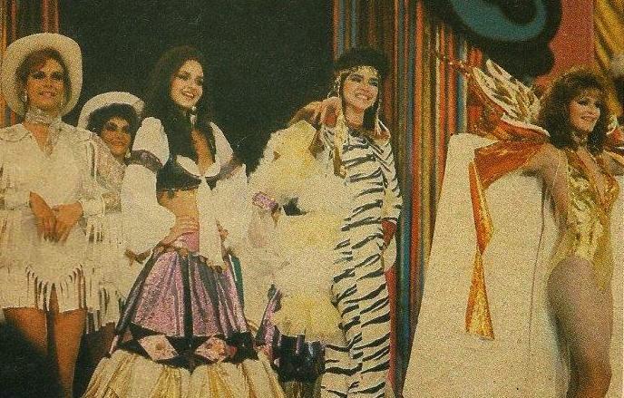 MISS VENEZUELA 1984
