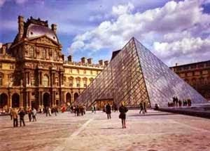 5 Piramida Modern dari Berbagai Negara