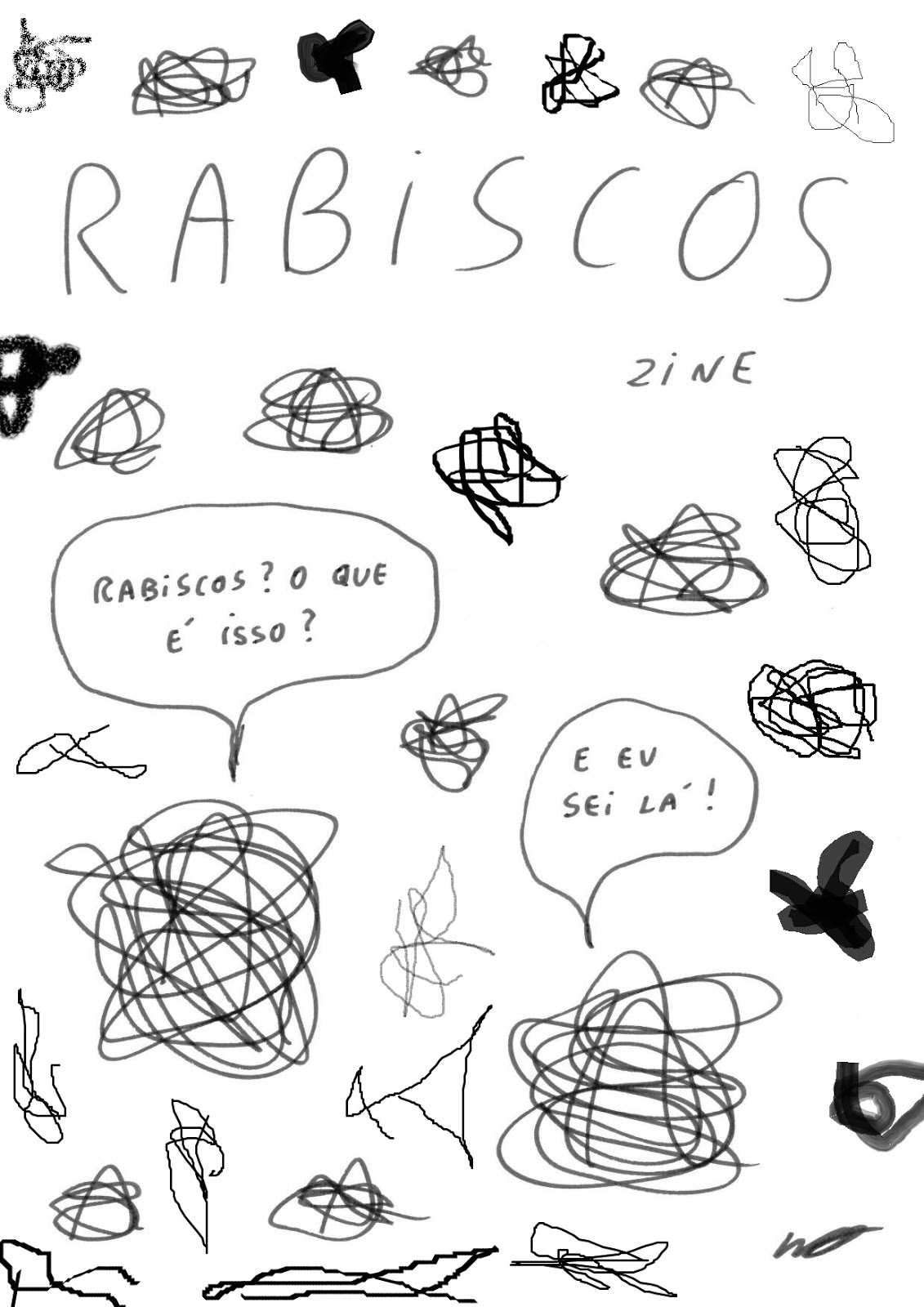 RABISCOS ZINE