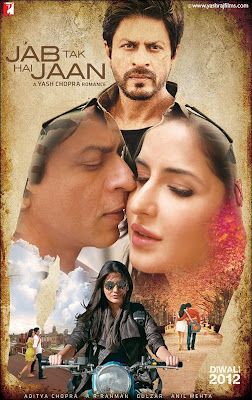 Jab Tak Hai Jaan First Look Poster