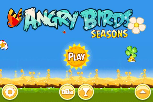 Fun iPod Apps: Angry Birds Seasons: Summer Pignic Golden ...
