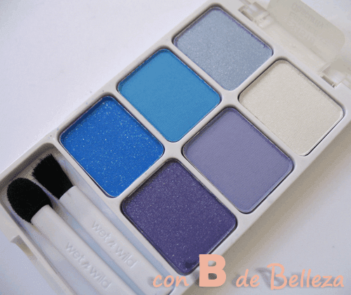 Paleta Embrance obscurity Wet n Wild