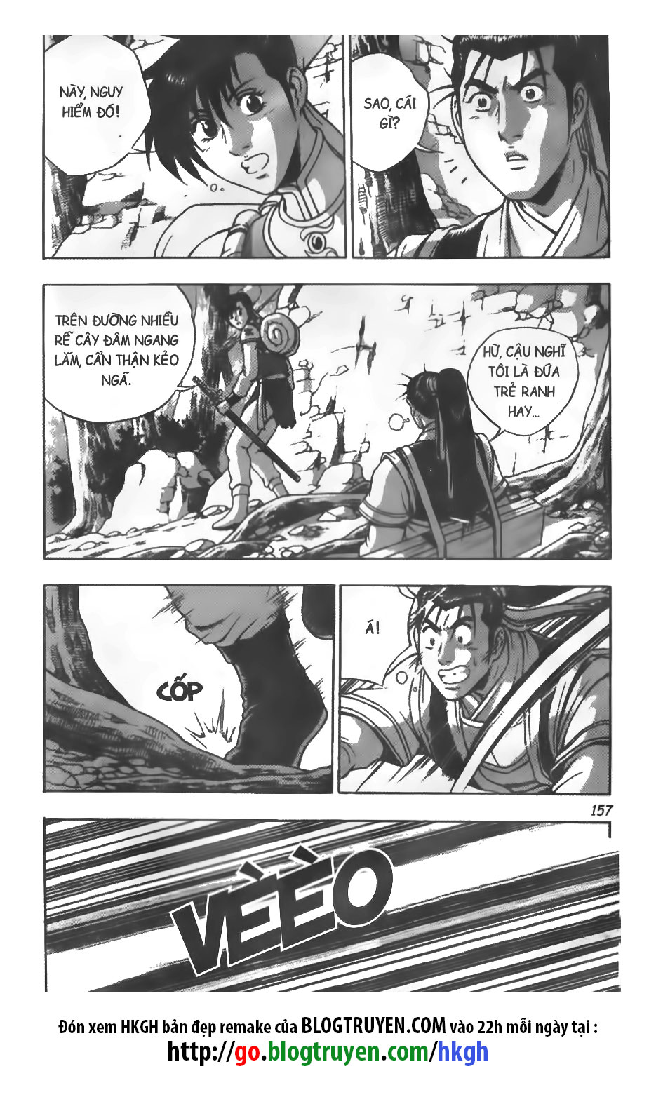 Hiệp Khách Giang Hồ chap 270 Trang 11 - Mangak.info