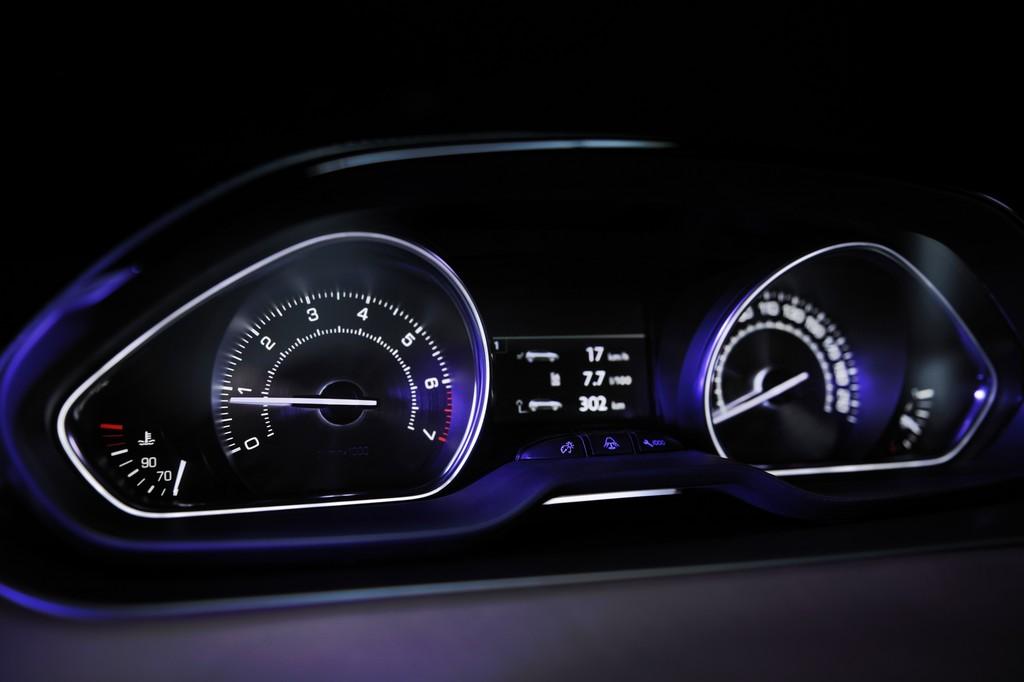 Peugeot bringt 208 xy myauto24 das autoblog im internet for Interieur karoq