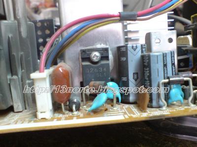Transistor de salida horizontal D2634