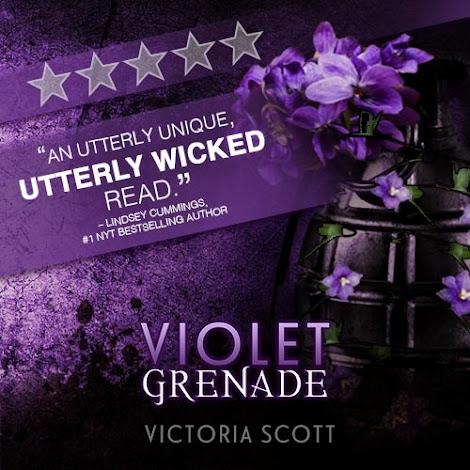 VIOLET GRENADE is here!