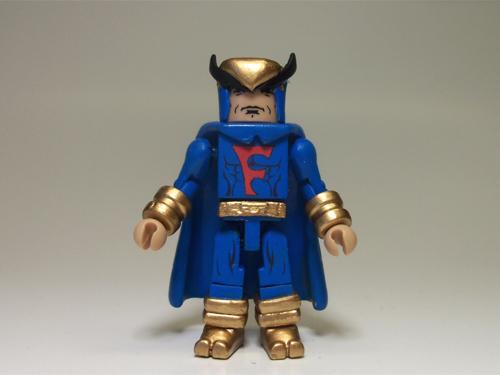 Blue Falcon Minimate