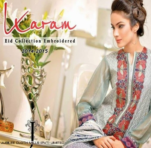 karam Eid Collection 2014