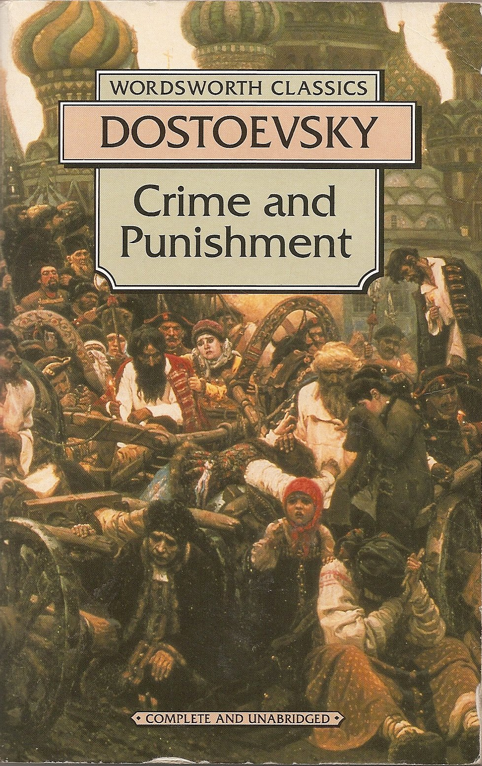 crime and punishment by dostoyevsky analysis Complete summary of fyodor dostoevsky's crime and punishment enotes plot summaries cover all the significant action of crime and punishment.