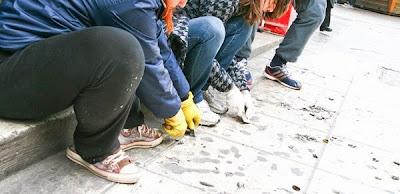 Εθελοντισμός και ανθρώπινη βλακεία