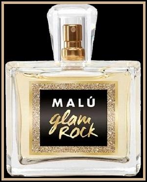 Malú y sus perfumes