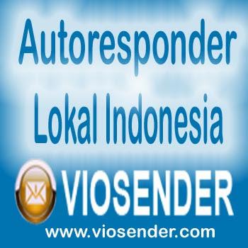 Review Autoresponder Lokal Indonesia : VioSender