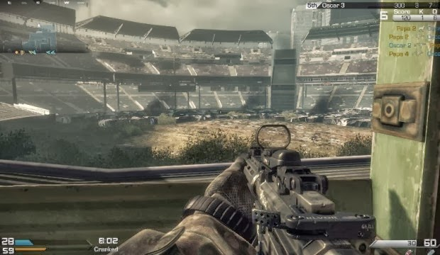 Cod ghosts pc online crack