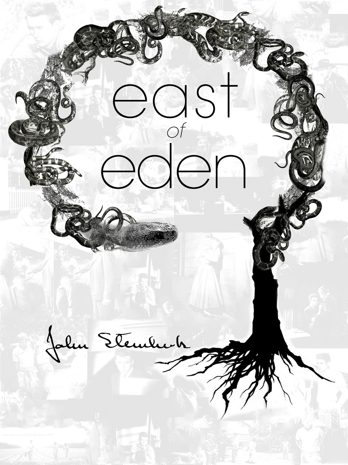 a literary analysis of east of eden East of eden - part four character type your analysis here using axexes paragraph structure.