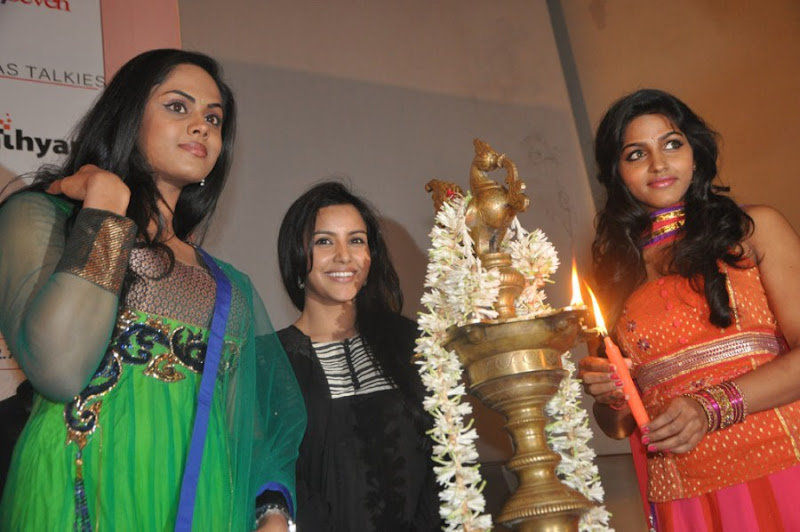 Stars At th Chennai International Film Festival Inauguration Event film pics