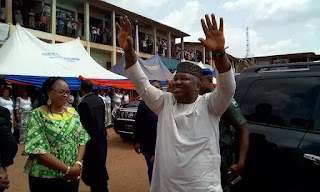 Christmas Bonus: Governor Ugwuanyi approves 13th month salary for Enugu state workers