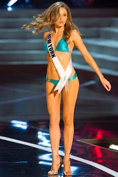 Miss NY Joanne Nosuchinsky Competes in Miss USA Today