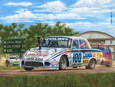 Ford Falcon TC