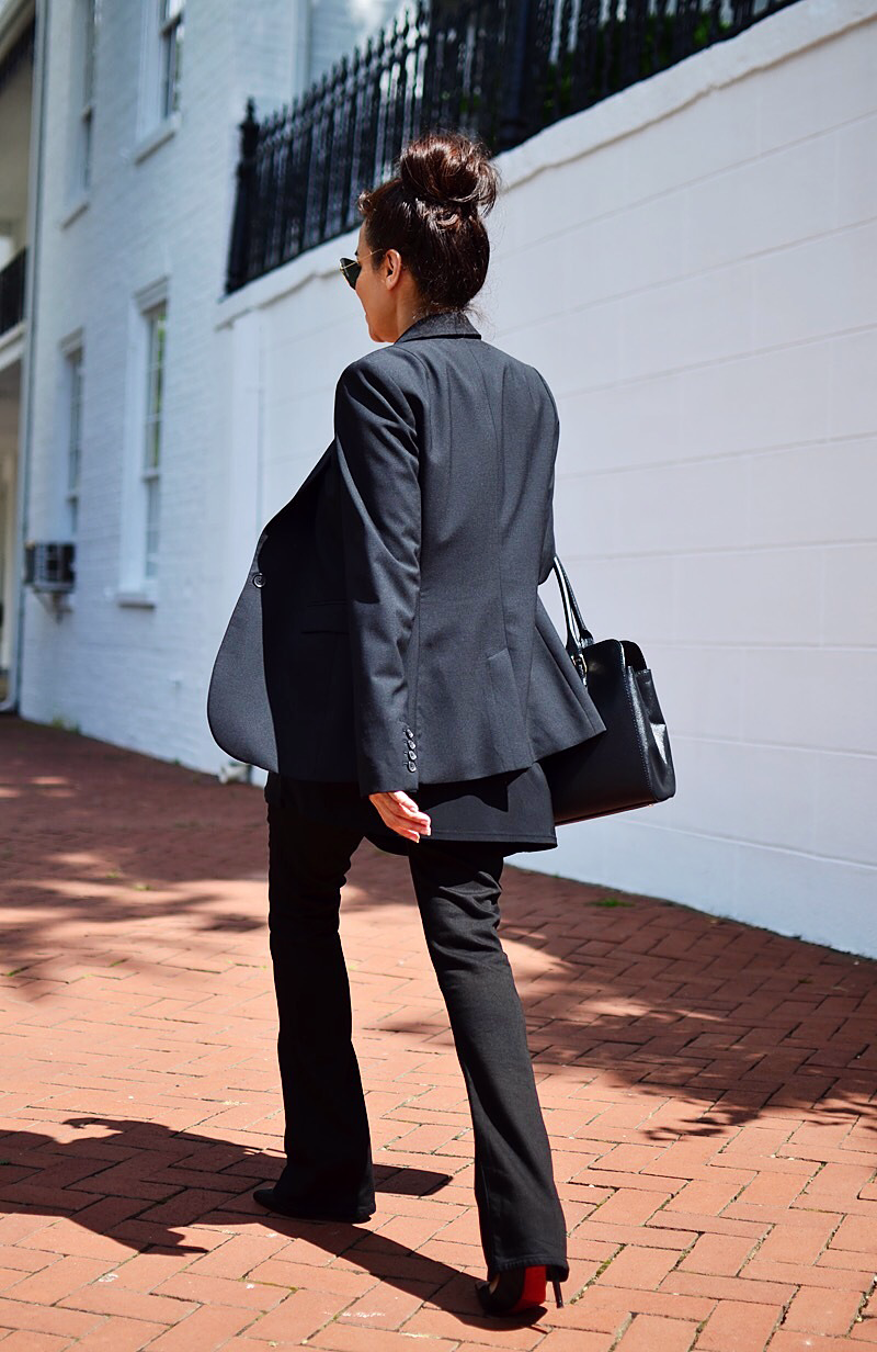 Office attire street style