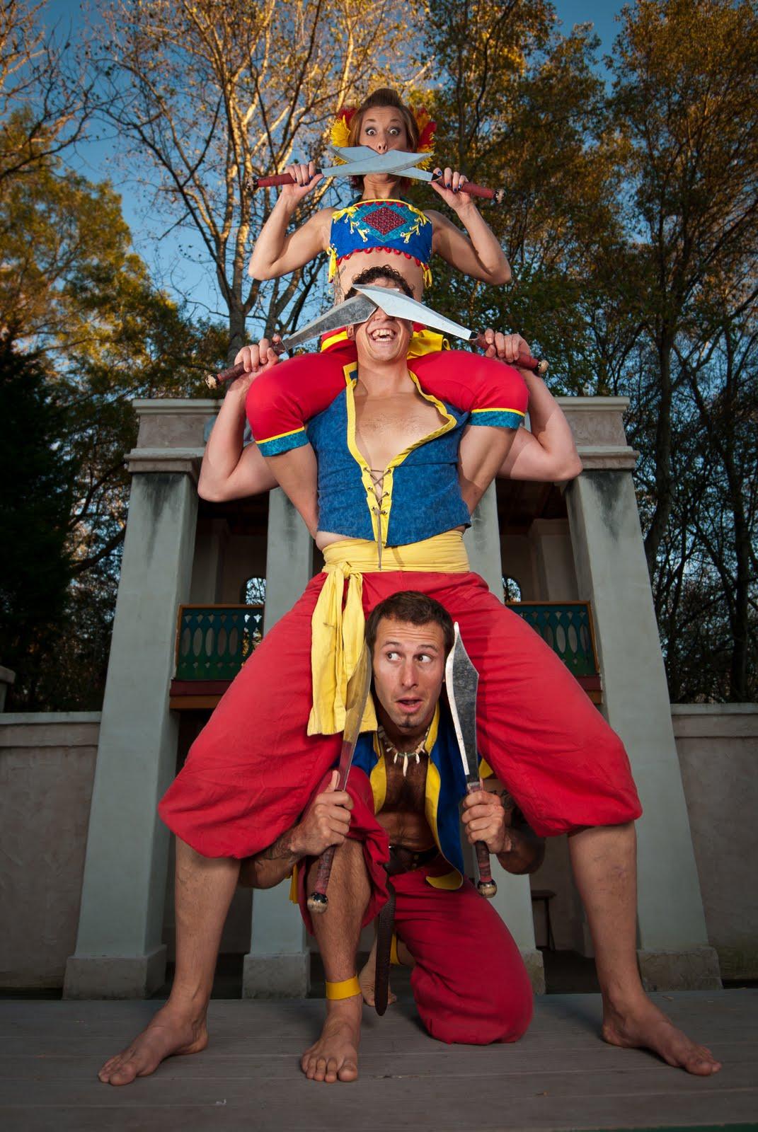Older Womenxxx Simple the chicago fringe festival: barely balanced - acrobatic daredevils