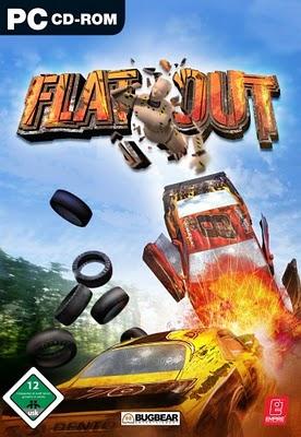 Flat Out 1 PC Full Español Descargar DVD5