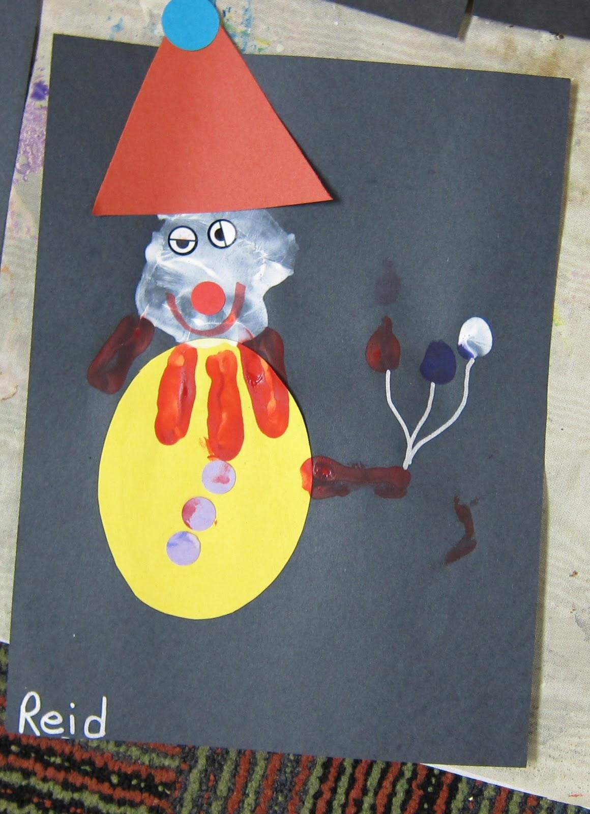 clown activities for preschoolers mrs s preschool ideas circus week 373
