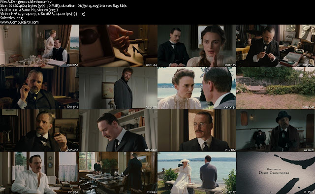 Un Método Peligroso DVDRip Descargar Subtitulos Español Latino 2012 1 Link