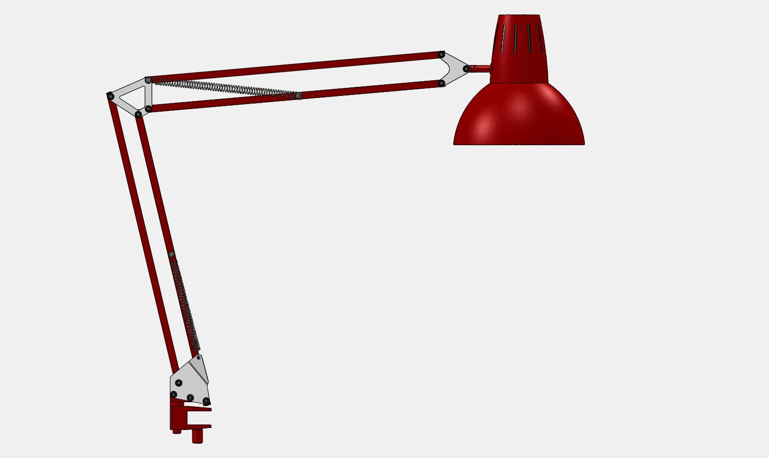 3d design lampe architecte. Black Bedroom Furniture Sets. Home Design Ideas