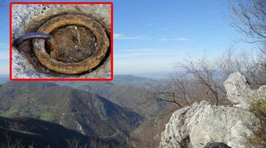 Anillos gigantes de hace 30 millones de años descubiertos en las montañas de Bosnia