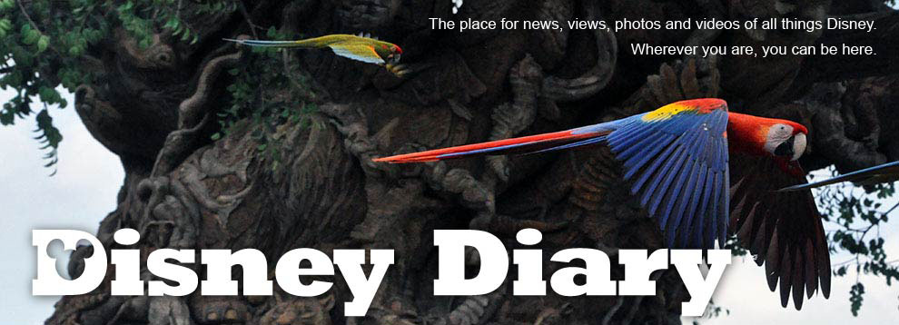 Disney Diary