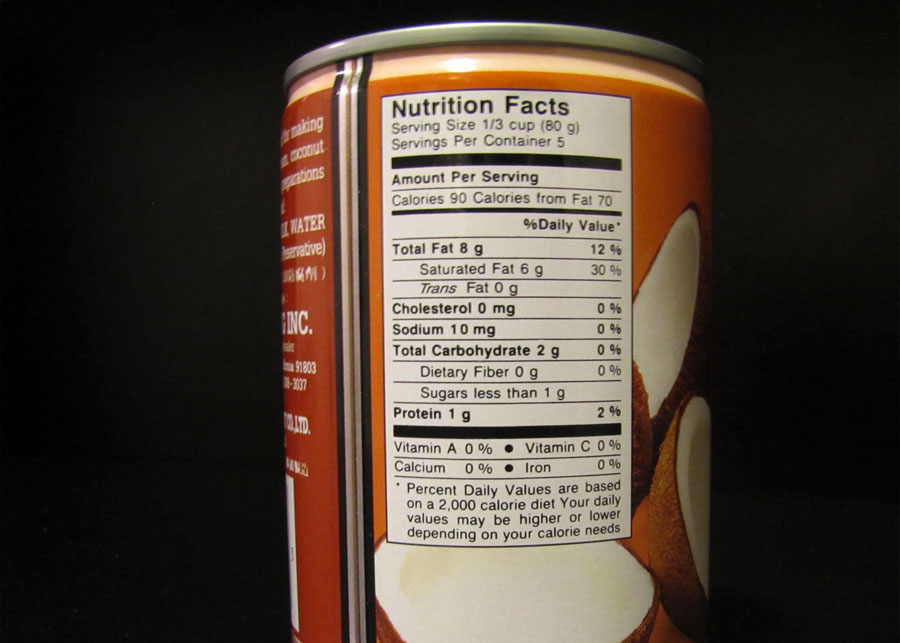 Silk Coconut Almond Milk Nutrition Facts - Nutrition Ftempo